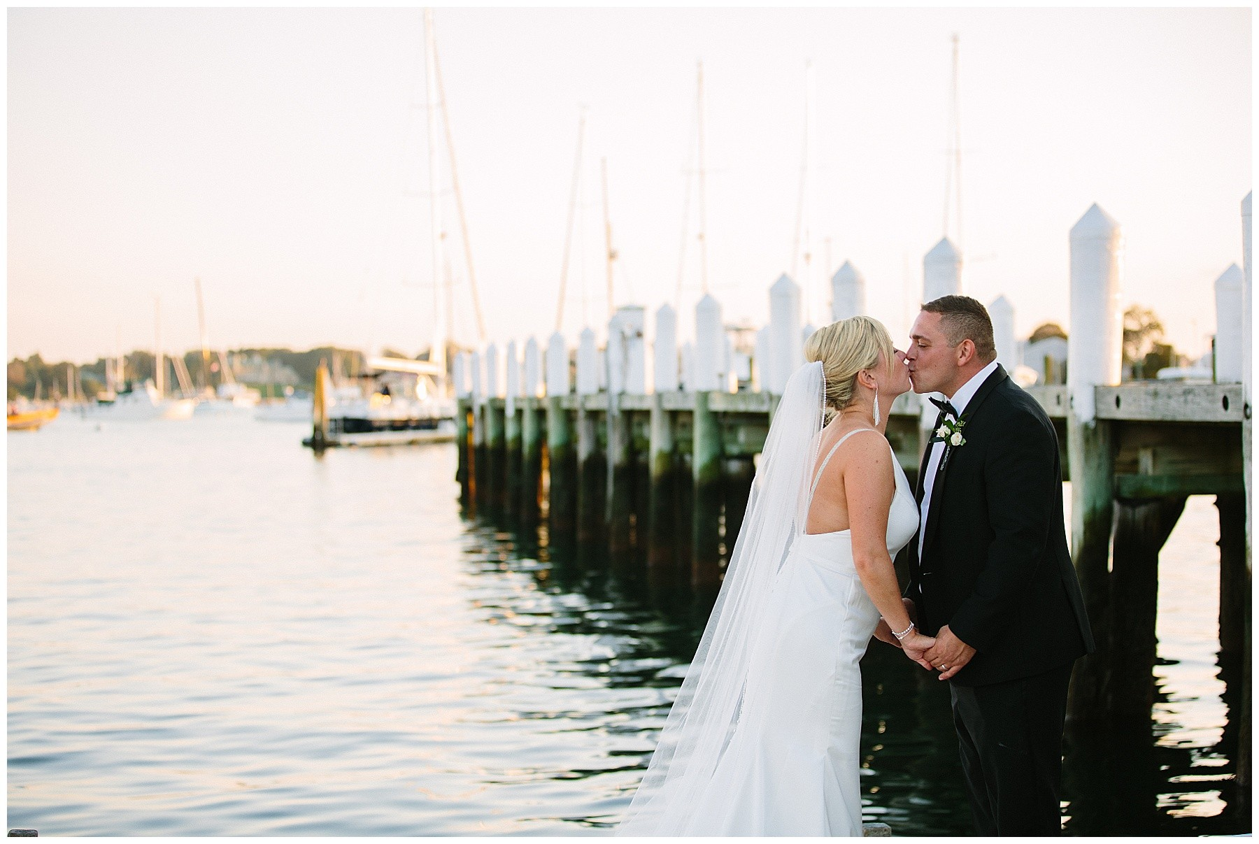 Mike And Jessica S Regatta Place Wedding Newport Rhode Island